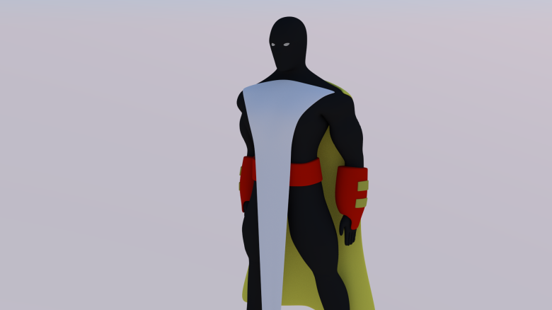 space ghost render