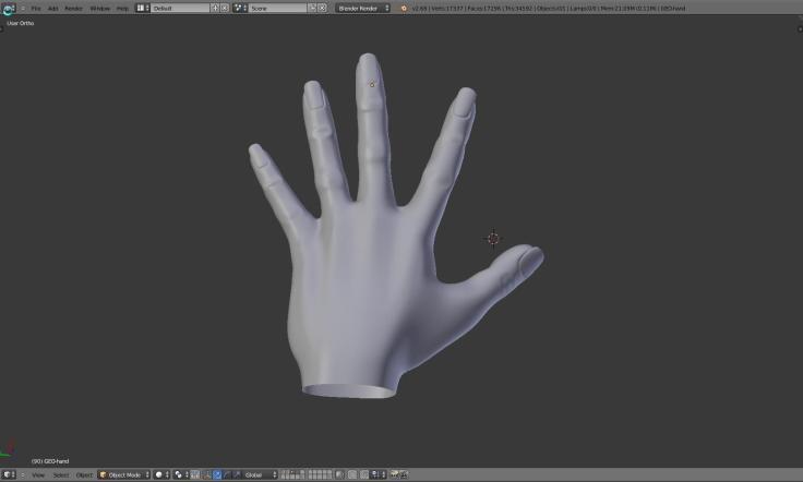 Hand Back