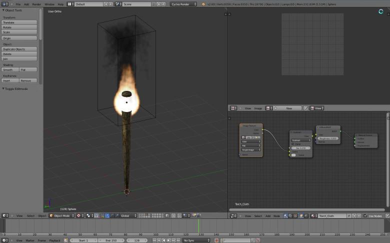 Torch test