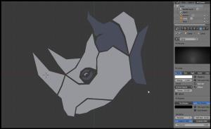 White Rhino Corps Icon