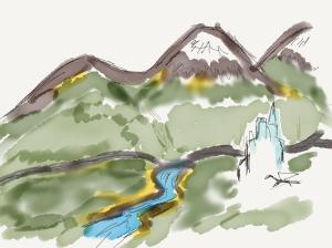 Lynnhaven Sketch