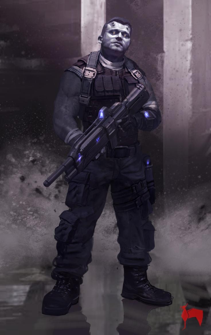 Garum - Weapons Master w Sig